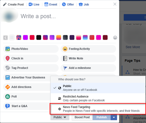 12 Important Facebook Features Every Marketer Needs To Take