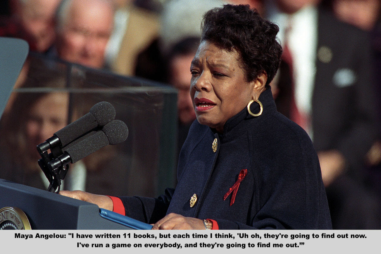 Maya Angelou_at_Clinton_inauguration