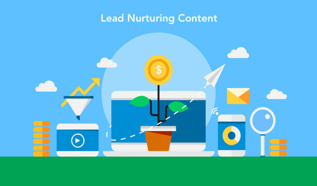 SG - How to Write Lead Nurturing Content: 7 Proven Tactics