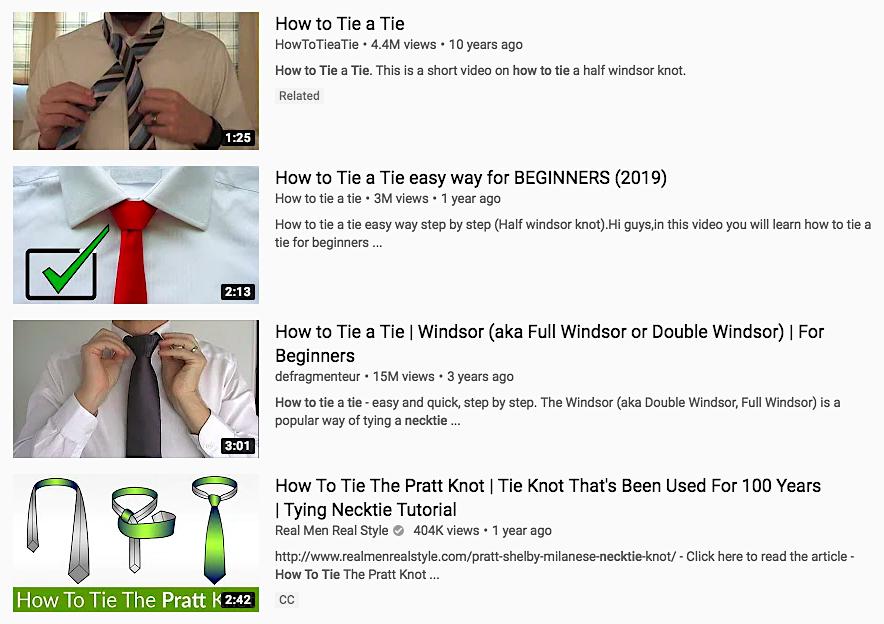 YT thumbnail examples