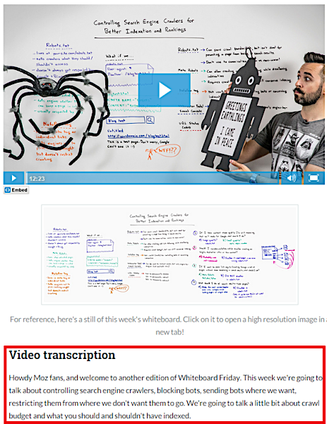 video-transcription