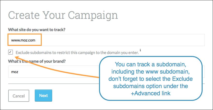 Moz create_subdomain_campaign