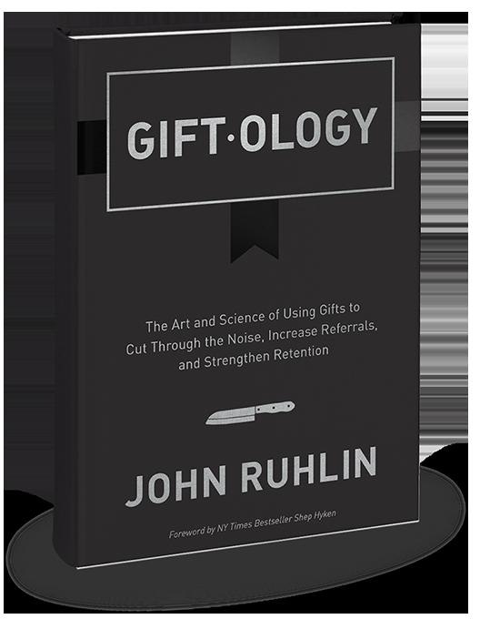 Giftology John Ruhlin