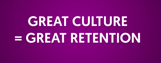 Great culture great retention