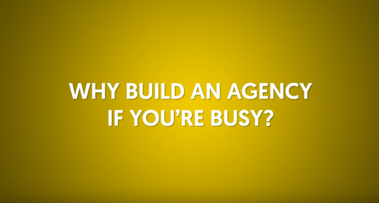 How Do You Move from Consulting to Agency4