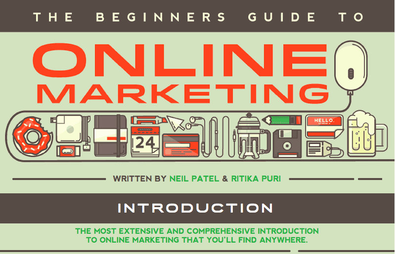Neil Patel online marketing guide
