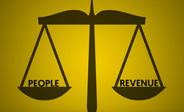 People vs Revenue