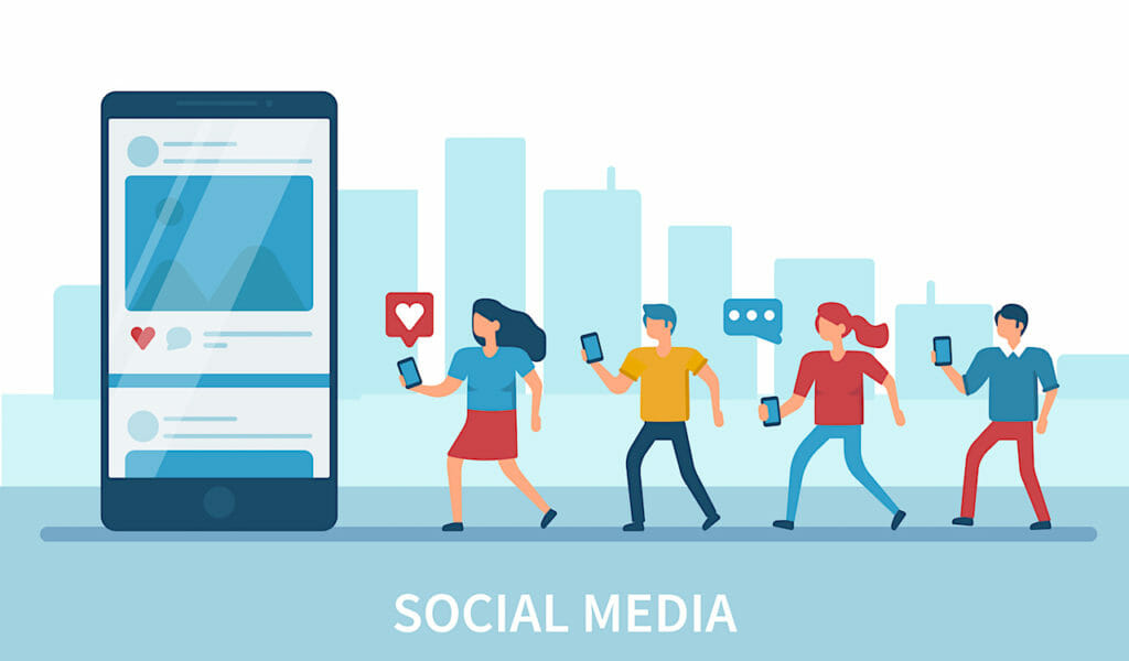 SG - How to Increase Website Traffic through Social Media