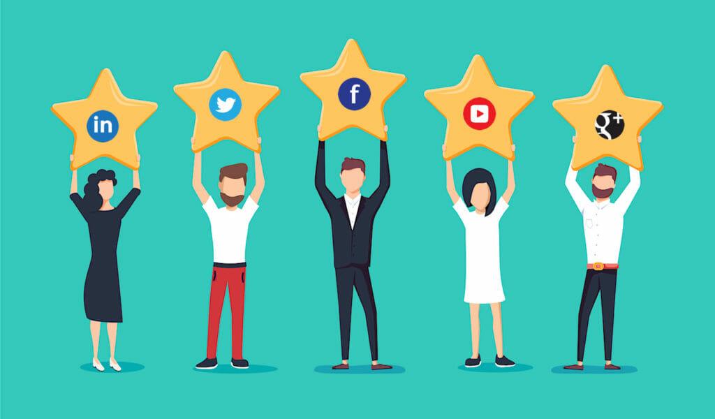SG - 4 Ways to Acquire Customer Reviews Using Social Media