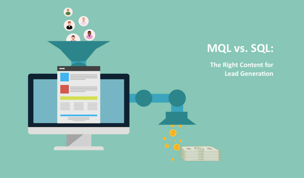 SG - MQL vs. SQL_Serve Up The Right Type Of Content To Your Leads