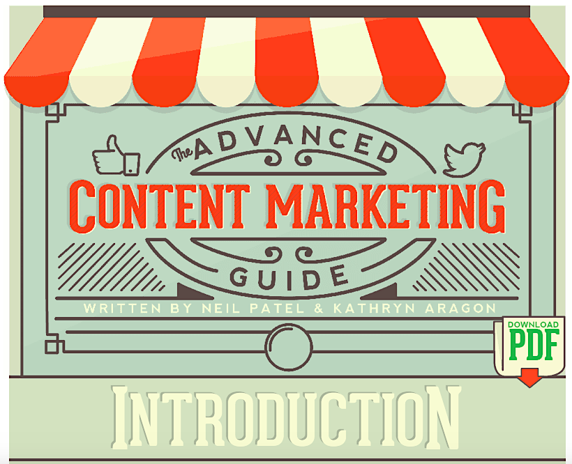The Advanced Content Marketing Guide