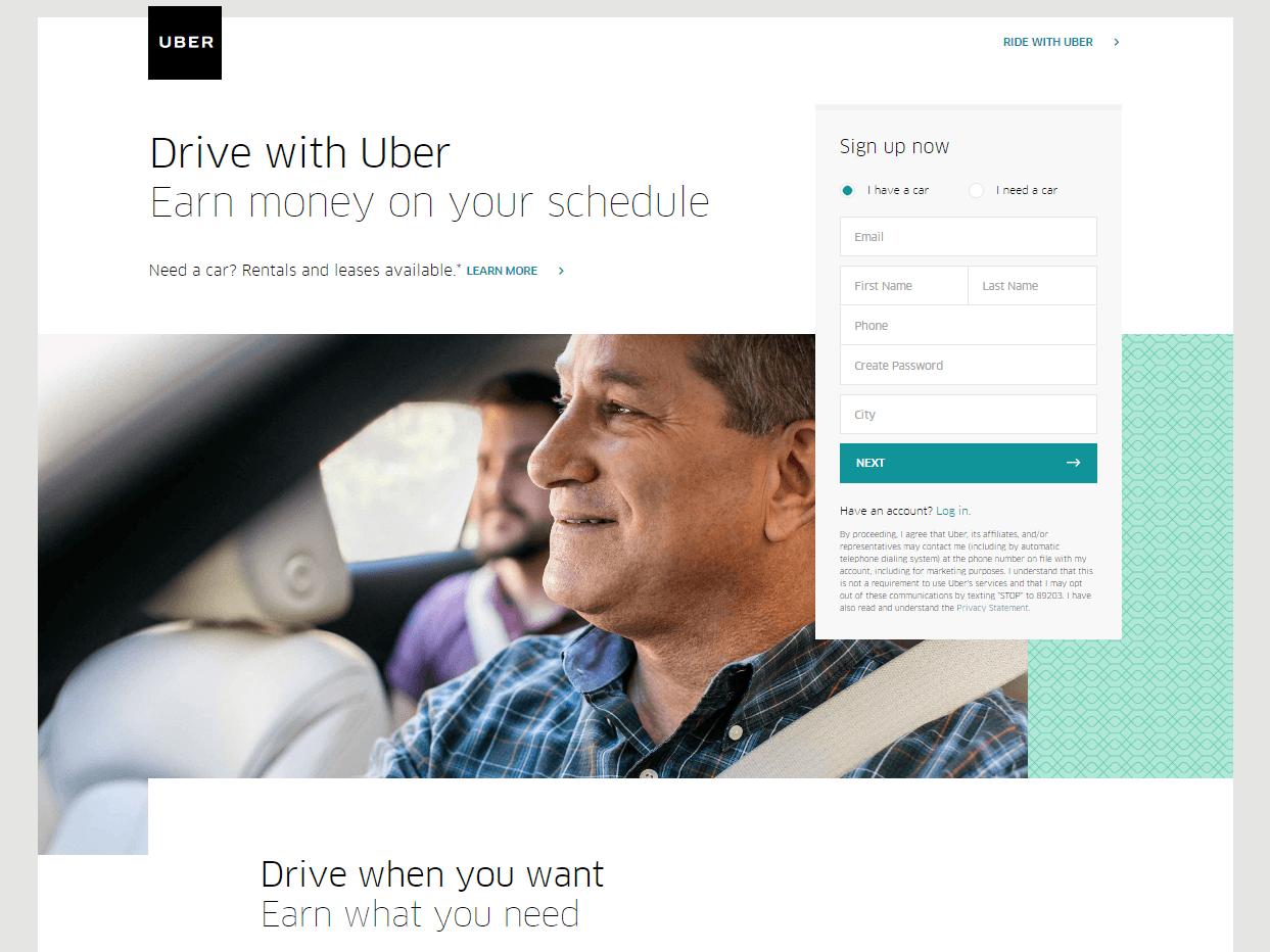 uber-landing-page