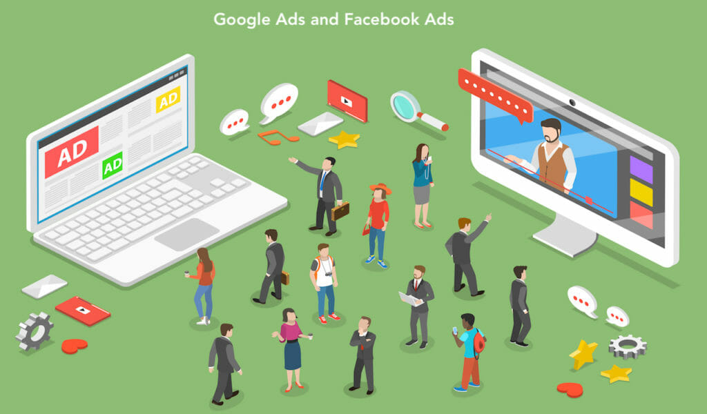 SG - A Simple Hack to Combine Facebook Ads and Google Ads