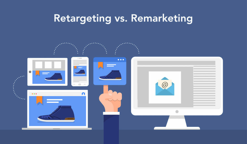 SG - The Difference Between Retargeting and Remarketing