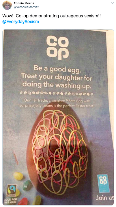 The Co Operative Easter campaign