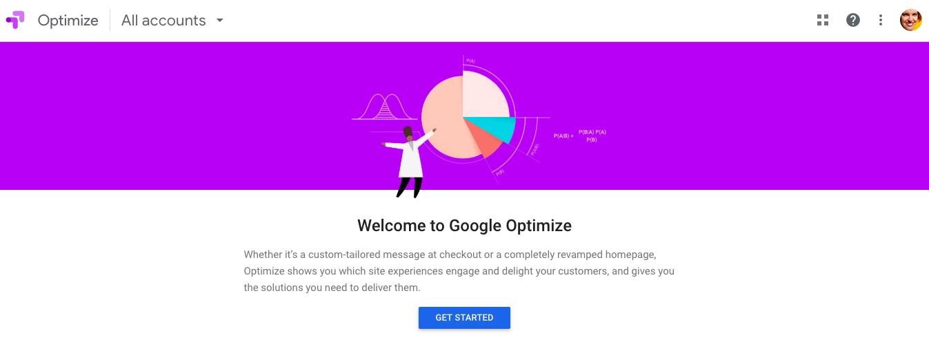 Google backs split testing in Google Analytics.