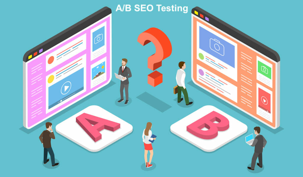 SG - What Is A-B SEO Testing?