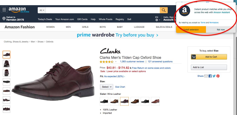 Assistente Amazon