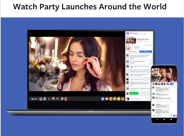 FB Watch Party