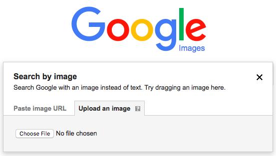 Pesquisa de imagens do Google