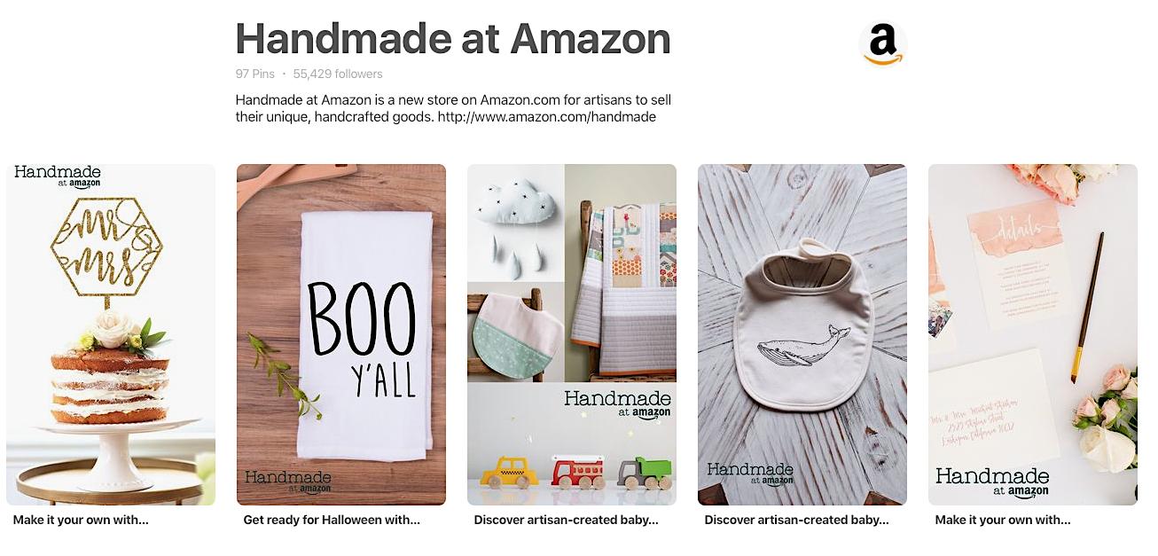 Handmade at Amazon
