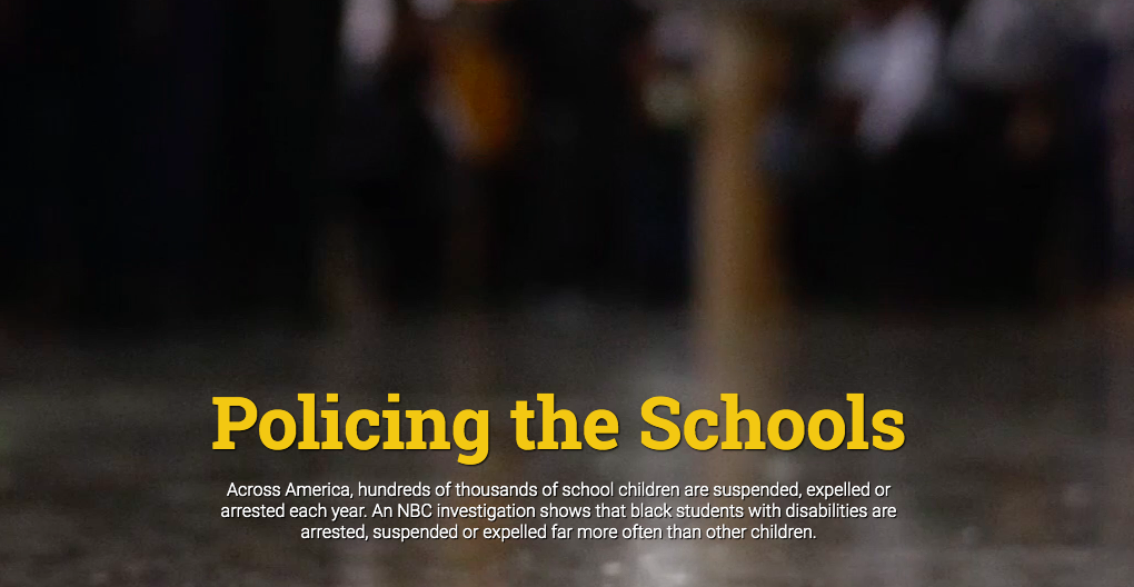 Policing the Schools