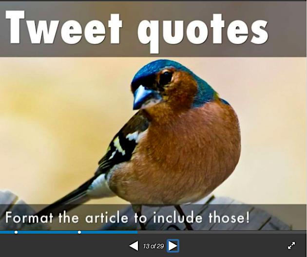 Immagine di slide