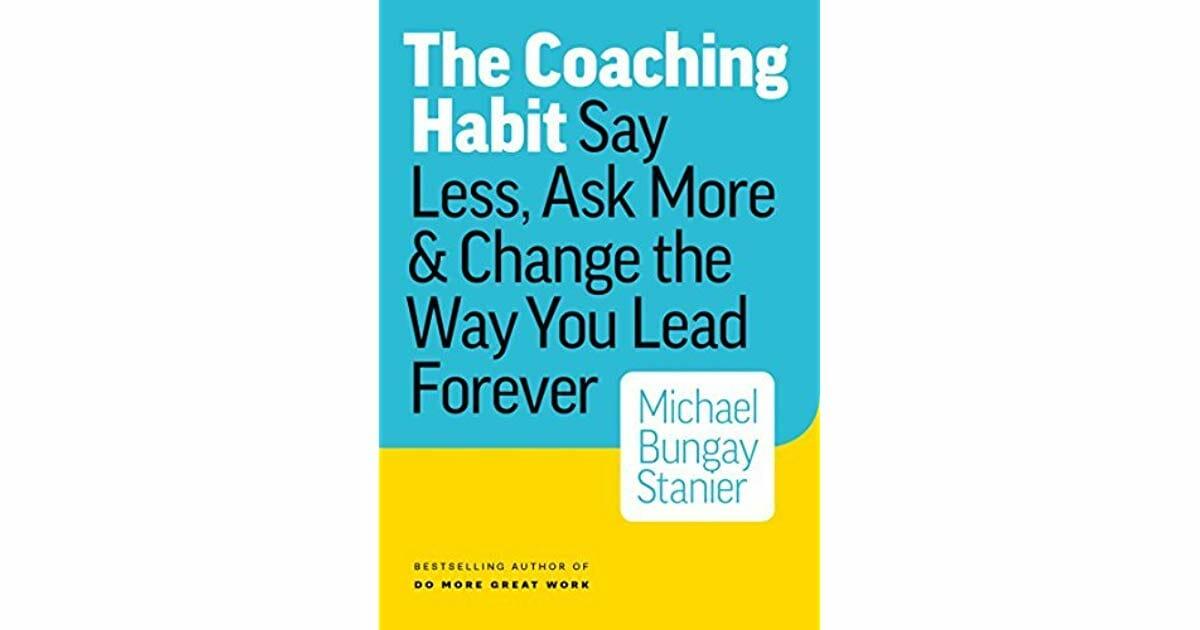 Il libro sull'abitudine del coaching