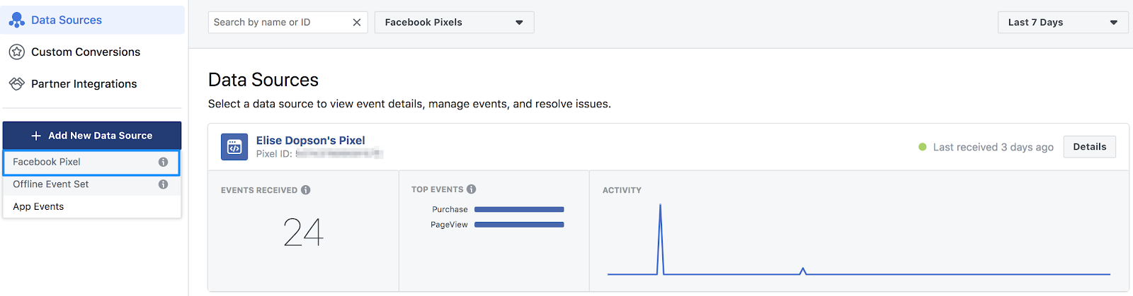 facebook pixel set up for retargeting