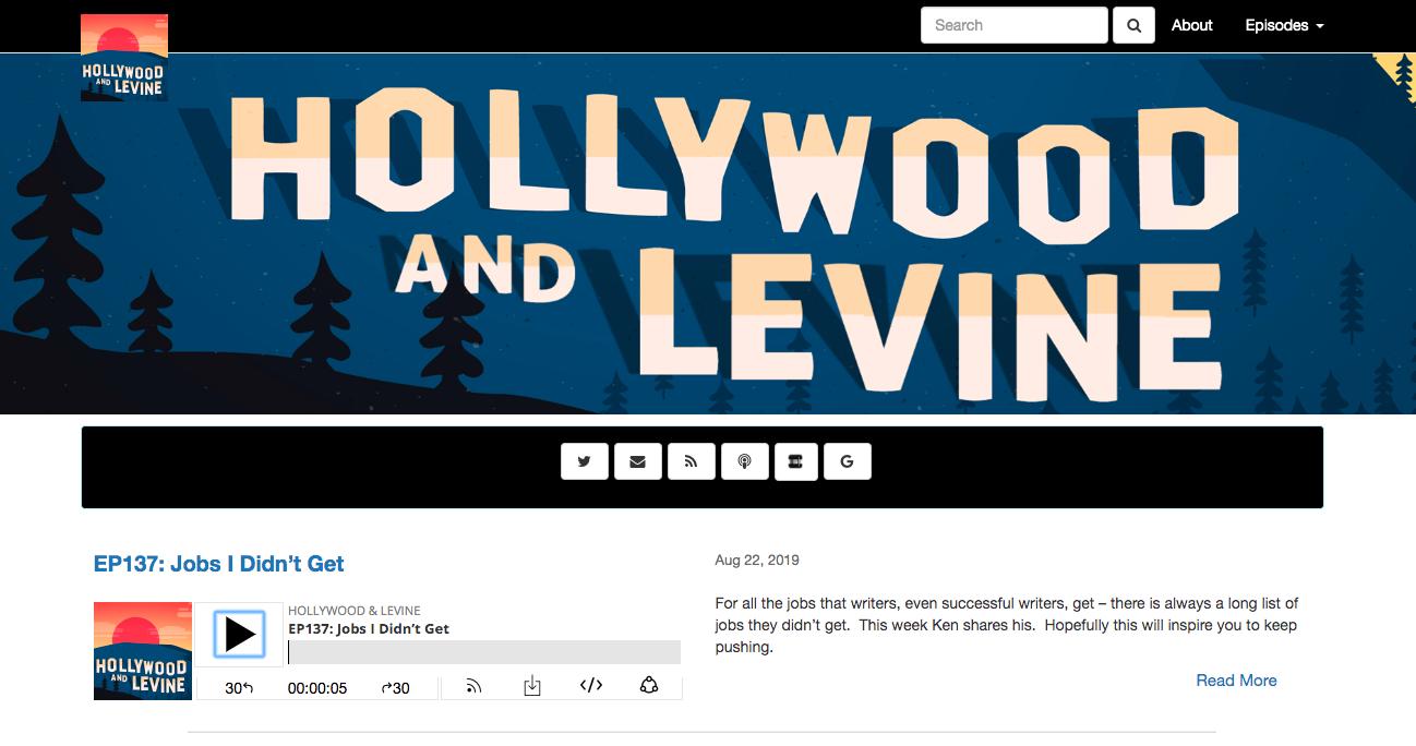 Hollywood y Levine