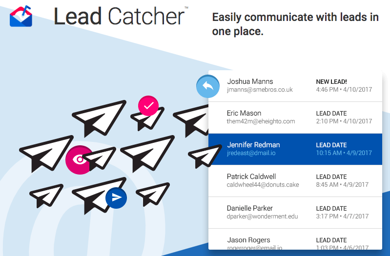 Mailshake Lead Catcher