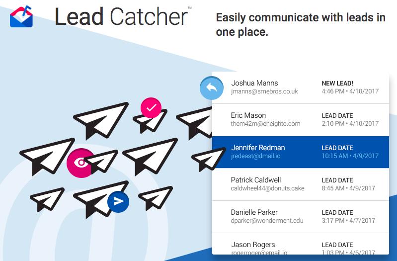 Mailshake Lead Catcher