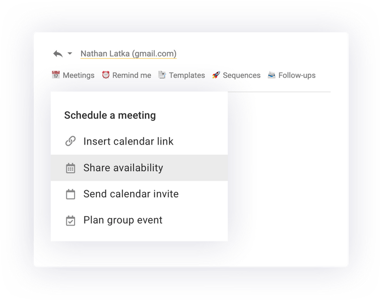 Mixmax - features-instant-meeting-one-click-meetings