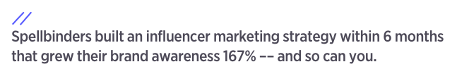 BigCommerce influencer marketing