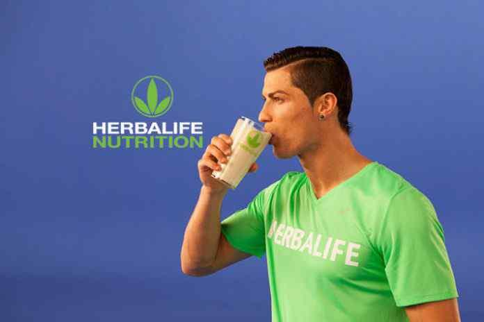 Herbalife Nutrition, partner di Cristiano Ronaldo