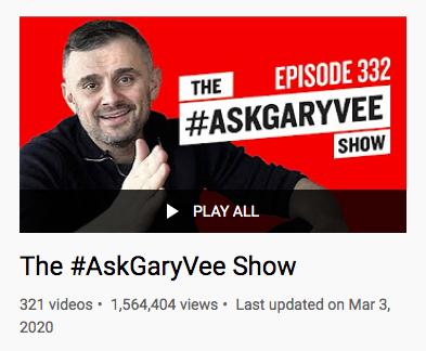 Chiedi a Gary Vee
