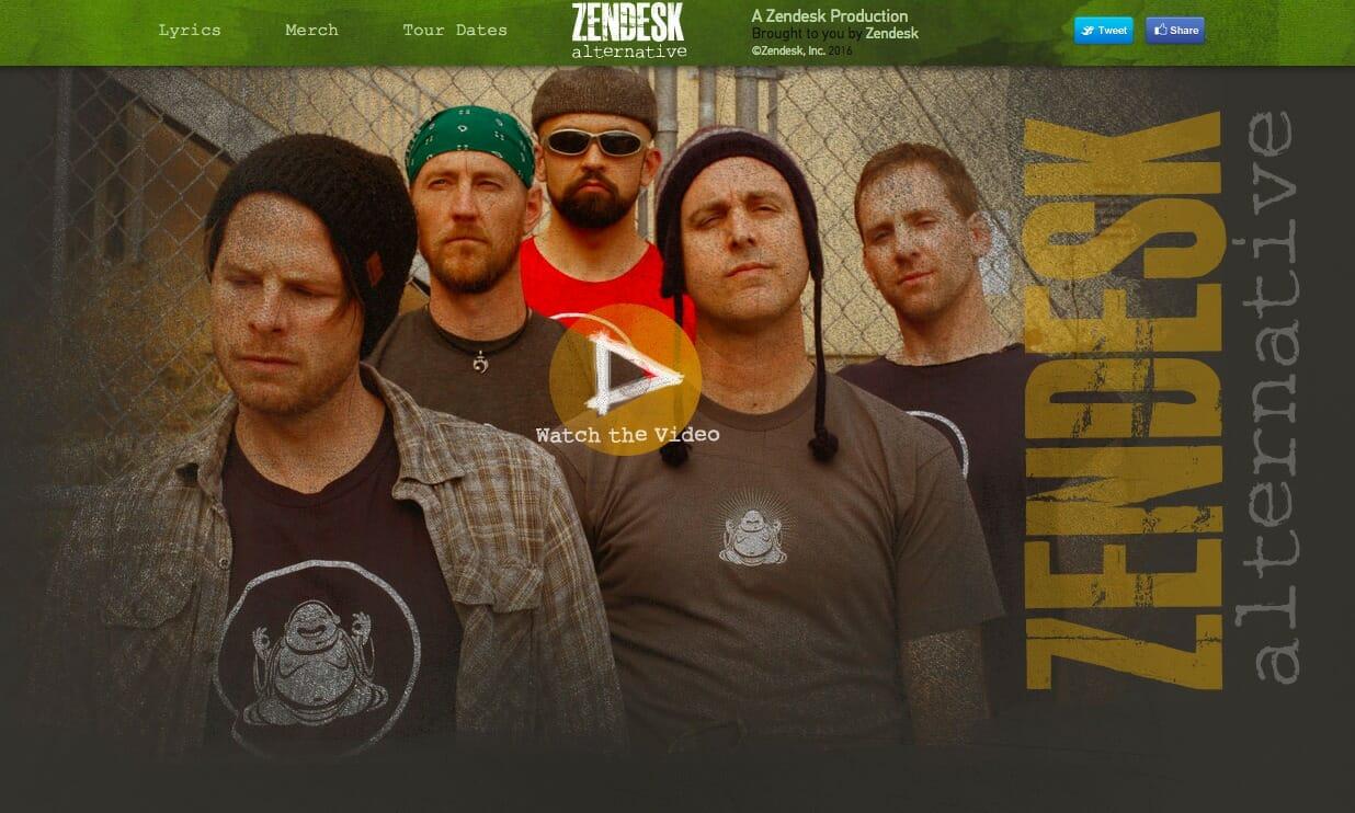 ZenDesk Alternative