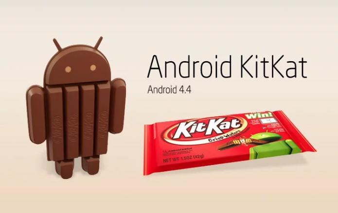 android kit kat partnership
