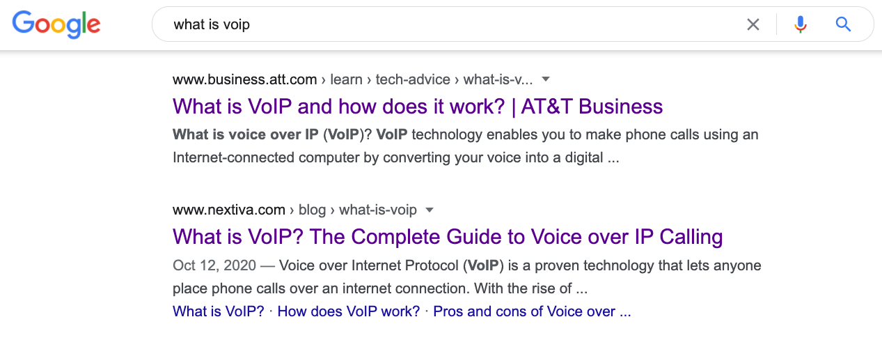 2 What is VoIP
