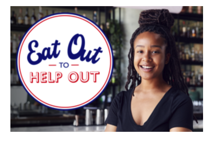 Eat Out To Help Out Scheme Logo