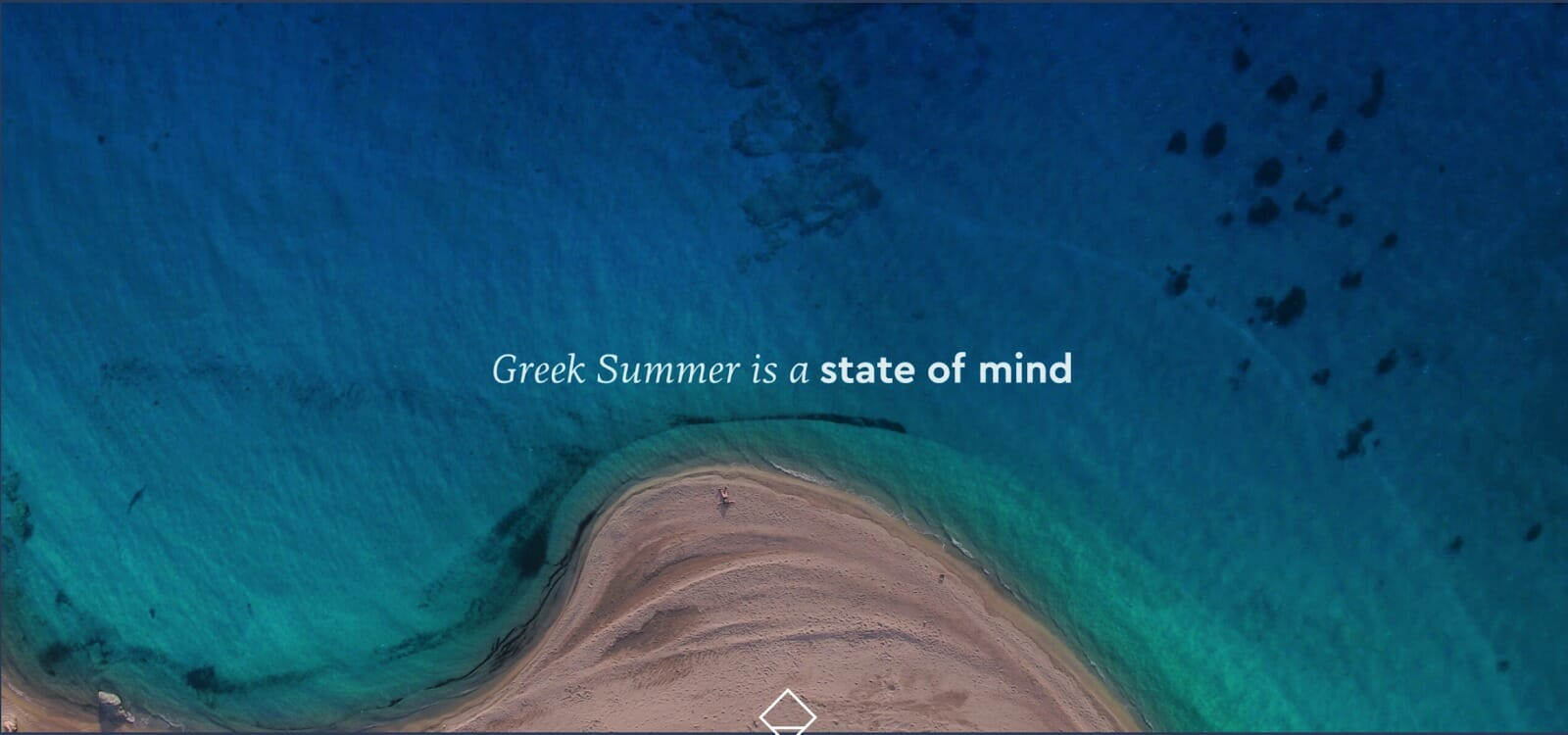 MarketingGreece Greek Summer is a State of Mind Campaign Name