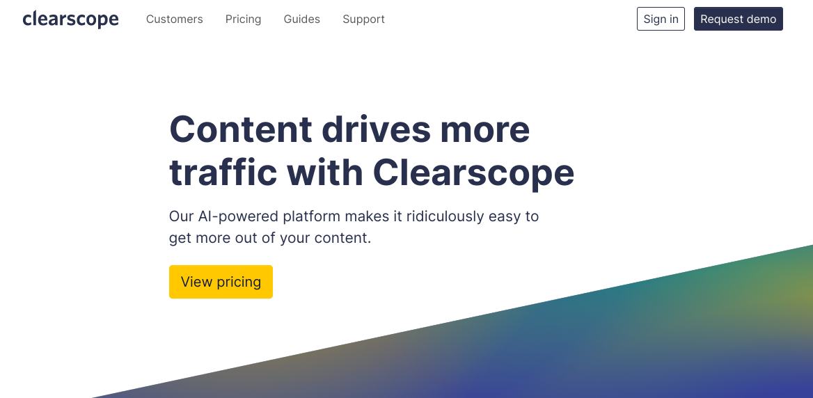 Clearscope