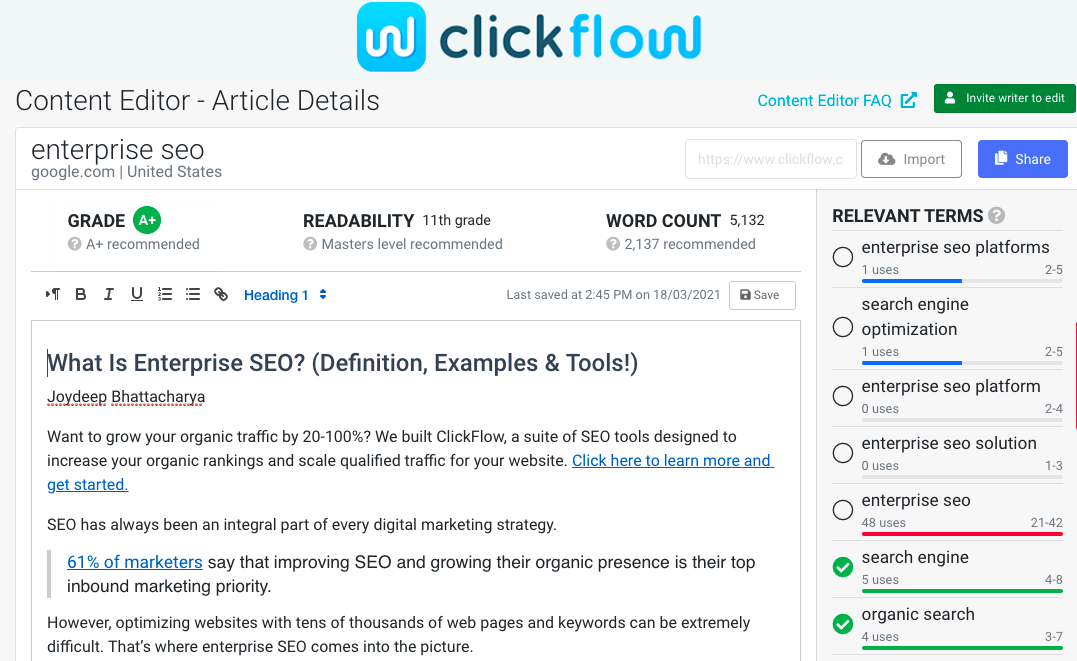 Clickflow Content Editor2