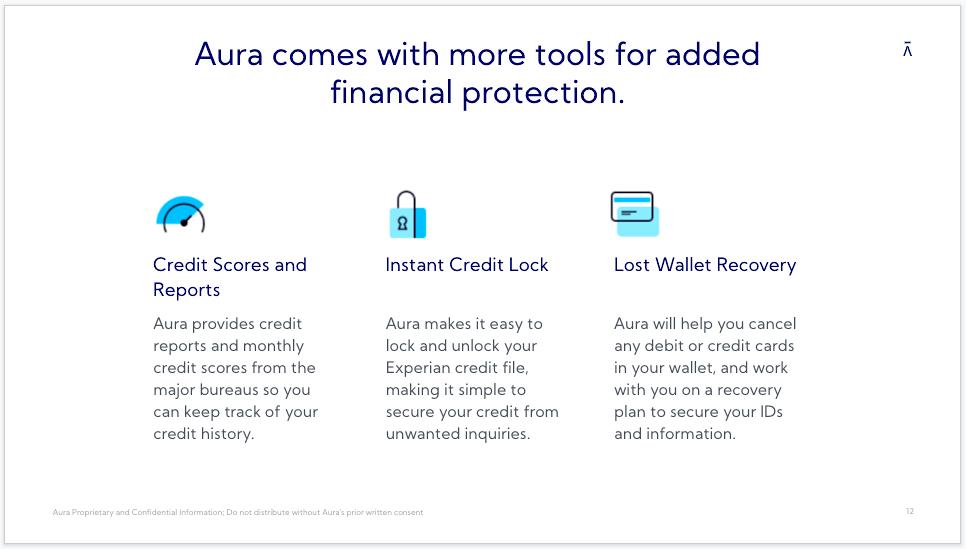 Aura additional tools