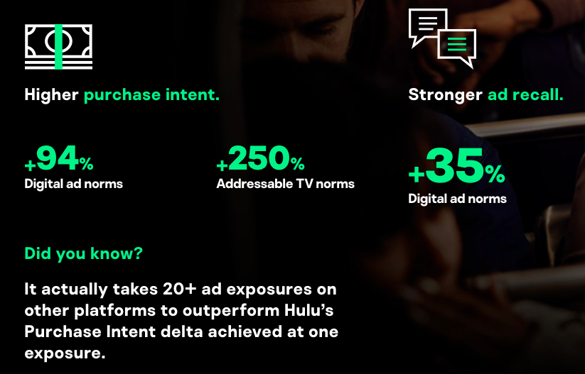 Hulu stats