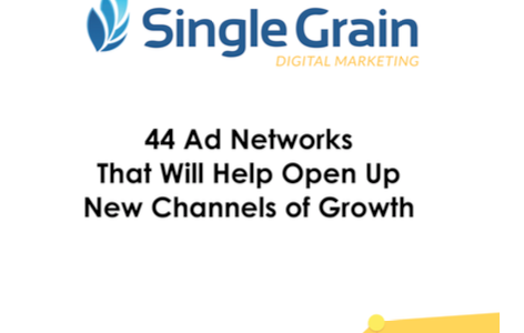 44 Ad Networks That Will Help Open Up New Channels of Growth