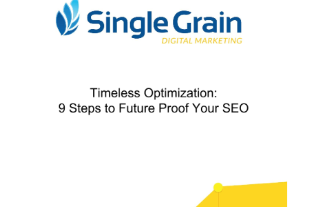Timeless Optimization for Future Proofing Your SEO