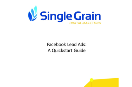 Facebook Lead Ads Quickstart Guide