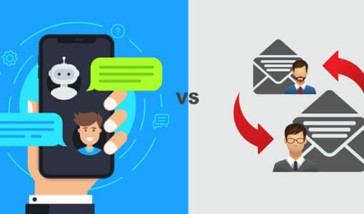 Email Marketing vs. Chatbot Marketing: The Ultimate Showdown