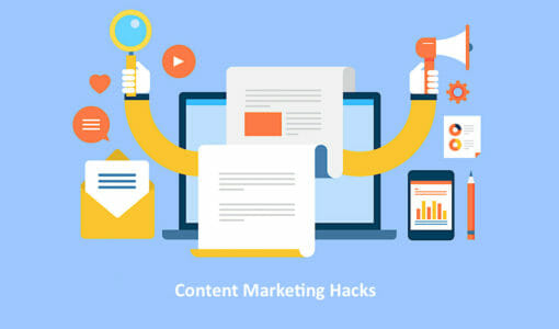 7 Content Marketing Hacks That'll Crush it in 2019